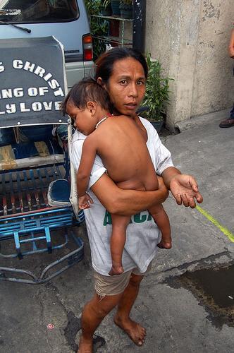 Wo man Mädchen in Manila trifft